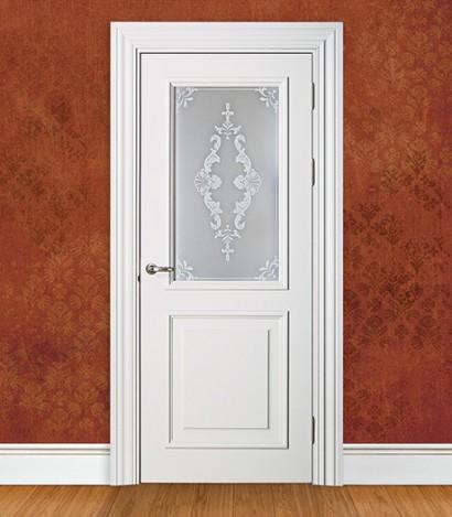Двери шпонированные PORTE COLORE 2 от Мастер-Вуд