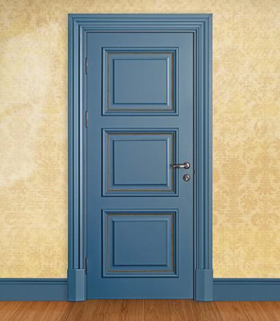 Двери шпонированные PORTE COLORE 3 от Мастер-Вуд