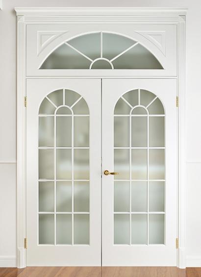 Двери шпонированные Сиена В (дверной блок) от RuLes