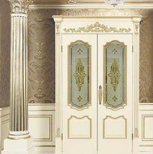 Двери шпонированные Сицилия J (дверной блок) от RuLes
