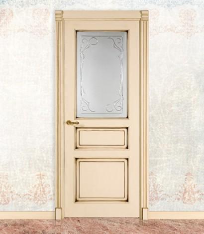 Двери шпонированные Классика серия Флоренция 3 от Мастер-Вуд