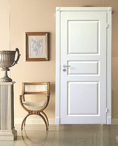 Двери окрашенные в Алматы и Астане от Caramella