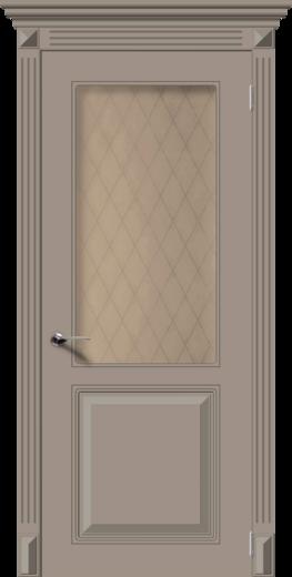 Двери МДФ Блюз от DEMFA