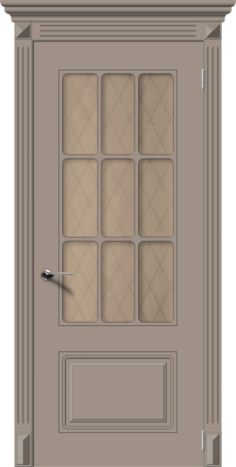 Двери МДФ Ноктюрн от DEMFA