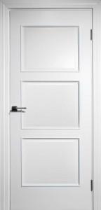 Двери МДФ Нордика 126-ГЛ от ДЕРА
