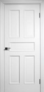 Двери МДФ Нордика 156-ГЛ от ДЕРА