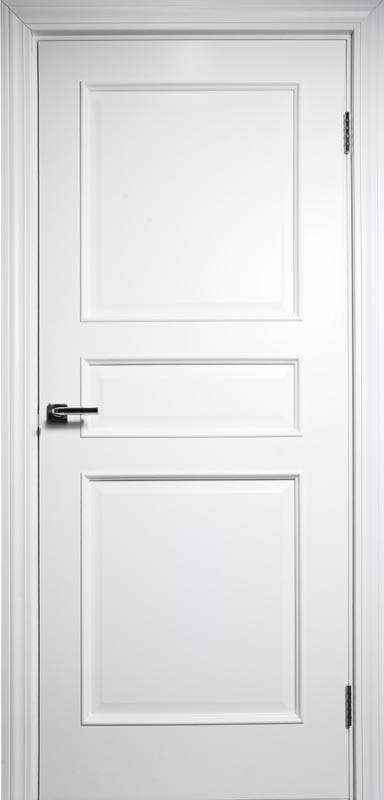 Двери МДФ Нордика 157-ГЛ от ДЕРА