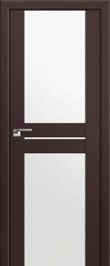 Двери экошпон 10U ТЕМНО-КОРИЧНЕВЫЙ от Топ-Комплект
