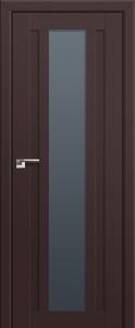 Двери экошпон 16U ТЕМНО-КОРИЧНЕВЫЙ от Топ-Комплект