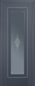 Двери экошпон 24U АНТРАЦИТ от Топ-Комплект