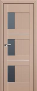 Двери экошпон 35U КАПУЧИНО САТИНАТ от Топ-Комплект