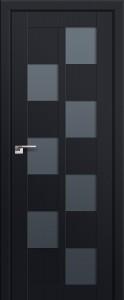 Двери экошпон 36U ЧЕРНЫЙ МАТОВЫЙ от Топ-Комплект