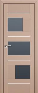 Двери экошпон 39U КАПУЧИНО САТИНАТ от Топ-Комплект