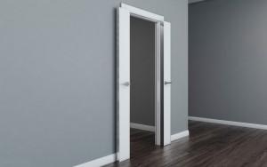 Двери экошпон Система Compack от Топ-Комплект