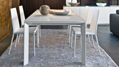 Столы Omnia Glass CS/4058-FLV 200 от Calligaris
