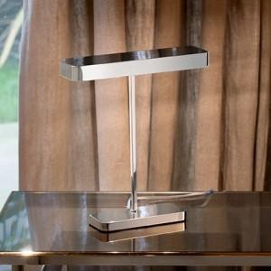 Освещение Настольная лампа LUMI TL2 CROMO от IDEAL-LUX