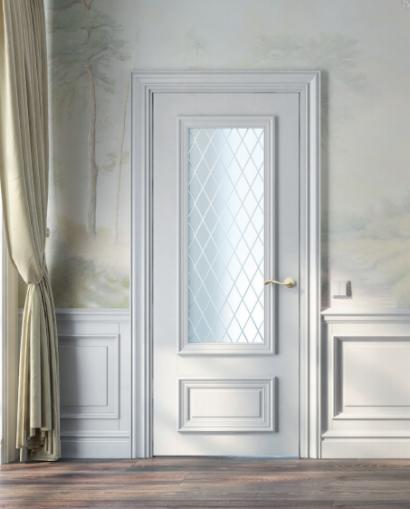 Двери шпонированные Medici 62 от Мебель Массив