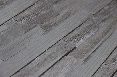 Стеновые панели 1018-ST колотые из сосны + прямые участки (массив сосны) от ESSE
