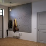 Стеновые панели Стеновые панели 3D SCALFITTURA 0001 от LETO