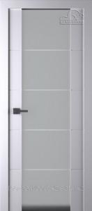 Двери шпонированные Arvika (остекленное) от Belwooddoors