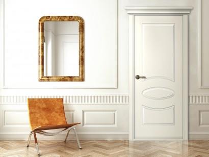 Двери шпонированные Элина (полотно глухое) от Belwooddoors