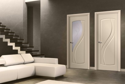 Двери шпонированные Ирида (полотно глухое) от Belwooddoors
