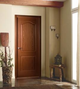 Двери шпонированные Капричеза (полотно глухое) от Belwooddoors