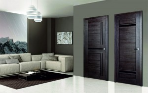 Двери шпонированные Матрикс 02 (остекленное) от Belwooddoors