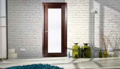 Двери шпонированные МАКСИМУМ 07 ПВДО от Belwooddoors