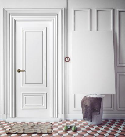 Двери шпонированные Палаццо 2 (полотно глухое) от Belwooddoors