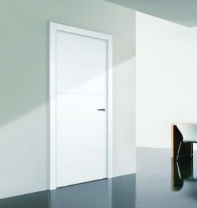 Двери шпонированные Palladio 4H (полотно глухое) от Belwooddoors