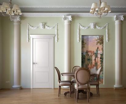Двери шпонированные Селби (полотно глухое) от Belwooddoors