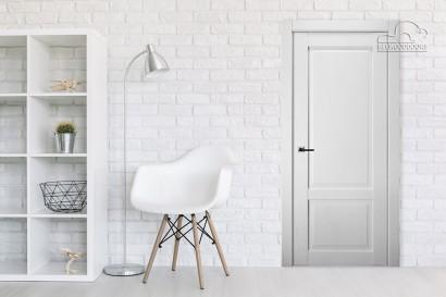 Двери шпонированные Шабли (полотно глухое) от Belwooddoors