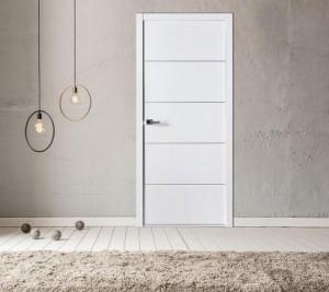 Двери шпонированные Arvika (полотно глухое) от Belwooddoors