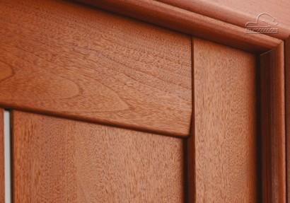 Двери экошпон Челси (остекленное) от Belwooddoors