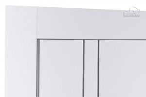 Двери шпонированные Уника 208 (полотно глухое) от Belwooddoors