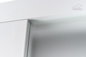 Двери экошпон Юнита (полотно глухое) от Belwooddoors